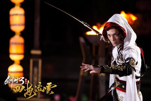 剑网3番外之四海流云定档9月22日首部游改真网大打造传奇武侠